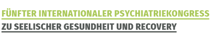 Internationaler Psychiatriekongress